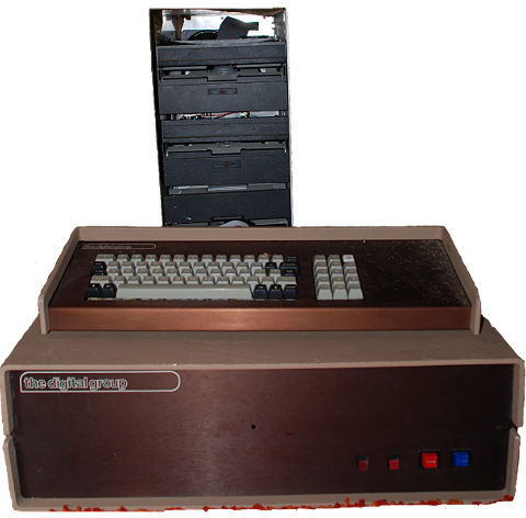 Digital Group Computer